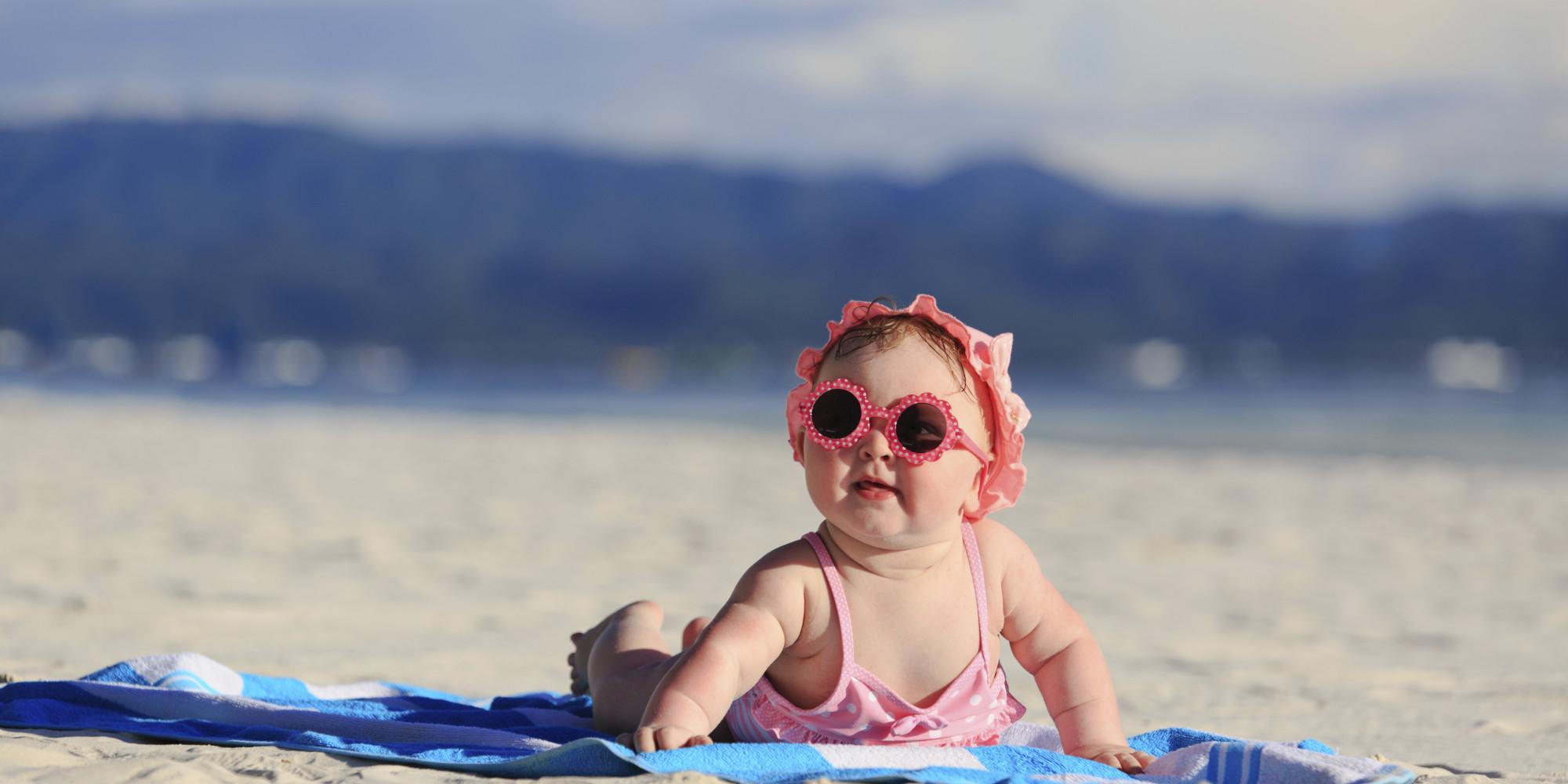 Не водете бебетата на плаж, вижте опасностите